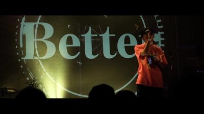Get Betterのジャケット写真