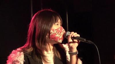 渦 (Live at 東京都新宿区, 2021)のジャケット写真