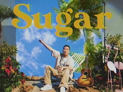 Sugar (feat. 瑛人 & Yo-Sea)のジャケット写真